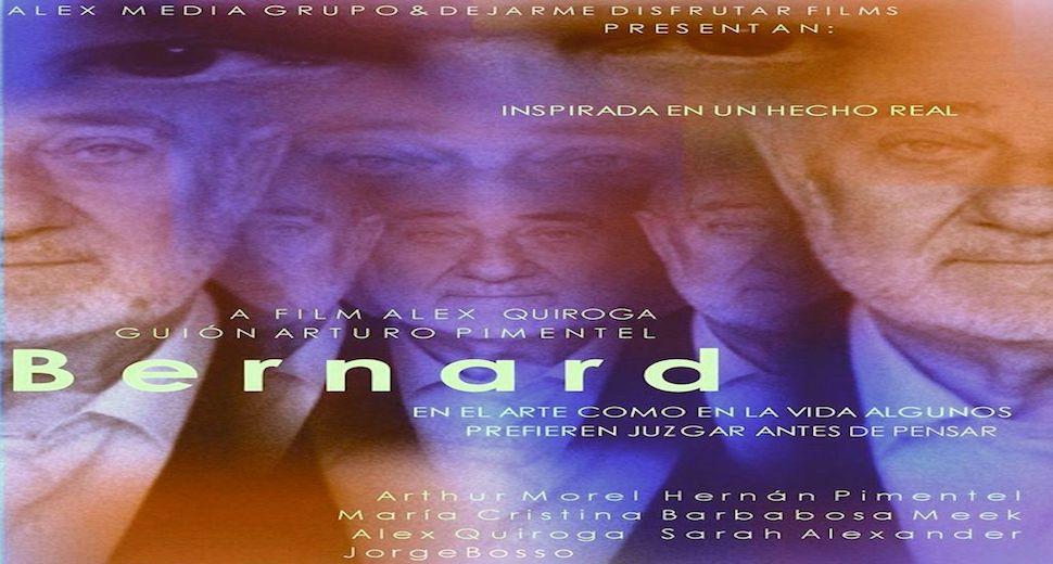 Bernard, película filmada en Pátzcuaro, gana premio en el Festival del Cine Latinoamericano de Trieste
