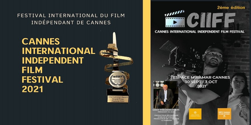 Almas Rotas: Premio a la Mejor Cinematografía para Anna Soler Cepriá en el Festival Internacional de Cine Independiente de Cannes